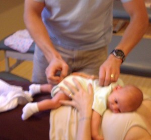 Healthy bodies begin from an early age at Infinite Healing Arts.