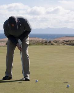 golf putt yips